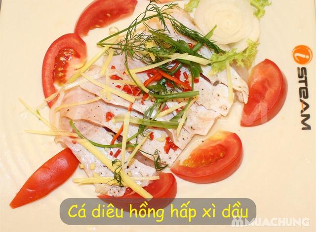 Thưởng thức các món đặc sản Gà, Cá, Bò, Lợn rừng ngon hấp dẫn cho 6 người Nhà hàng iSteam - 11