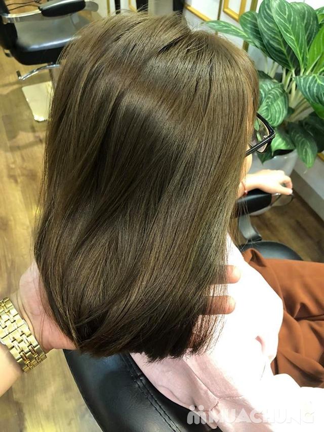 Trọn gói làm tóc Uốn/Nhuộm tại SALON TONY DUY chuyên về tạo kiểu Tóc Ngắn - 20