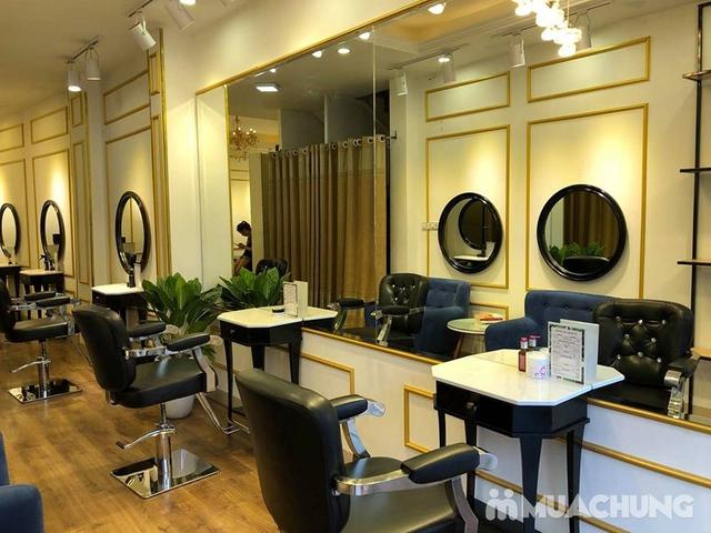 Trọn gói làm tóc Uốn/Nhuộm tại SALON TONY DUY chuyên về tạo kiểu Tóc Ngắn - 26