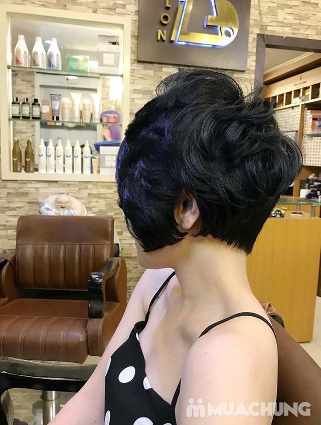 Trọn gói làm tóc Uốn/Nhuộm tại SALON TONY DUY chuyên về tạo kiểu Tóc Ngắn - 8