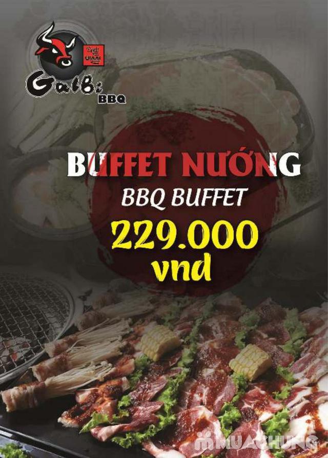 Buffet Nướng hải sản, thịt tươi ngon, thêm món kèm đồ uống - Galbi BBQ - 21