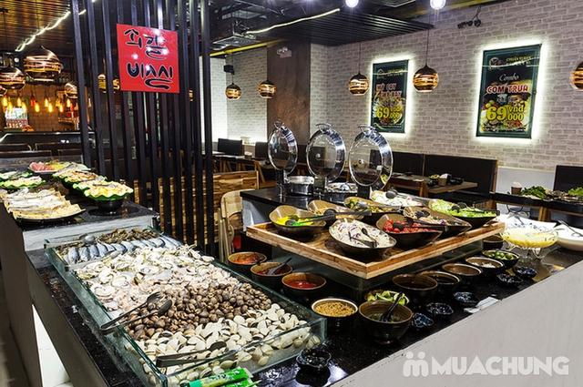 Đẳng Cấp Buffet Nướng Và Lẩu Hải sản Ăn Thả Ga - Galbi Buffet - Royal City MENU MỚI - 55