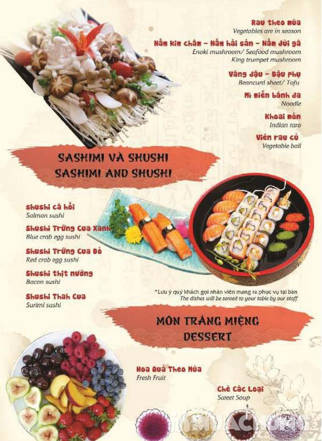 Buffet VIP Nướng Lẩu Hải Sản, thịt tươi ngon tặng đồ uống - Galbi BBQ - 3