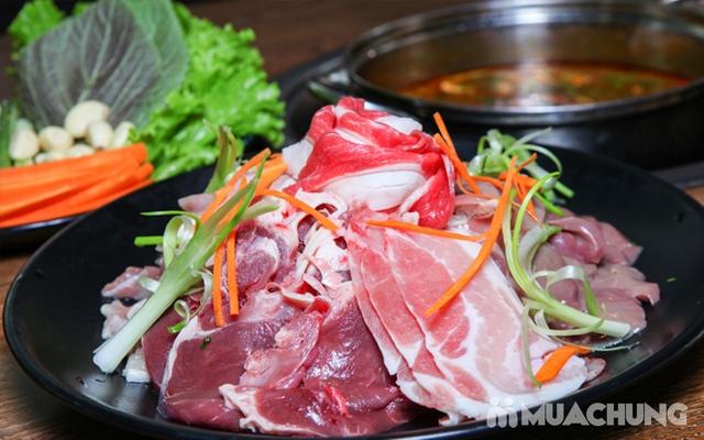 Đẳng Cấp Buffet Nướng Và Lẩu Hải sản Ăn Thả Ga - Galbi Buffet - Royal City MENU MỚI - 45