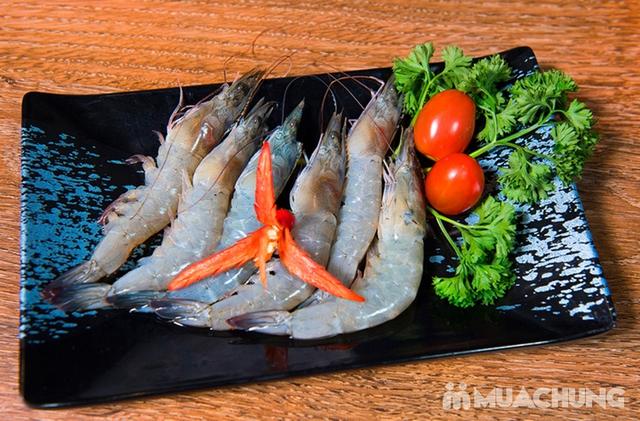 Đẳng Cấp Buffet Nướng Và Lẩu Hải sản Ăn Thả Ga - Galbi Buffet - Royal City MENU MỚI - 17