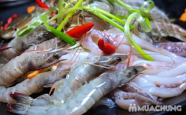 Đẳng Cấp Buffet Nướng Và Lẩu Hải sản Ăn Thả Ga - Galbi Buffet - Royal City MENU MỚI - 46