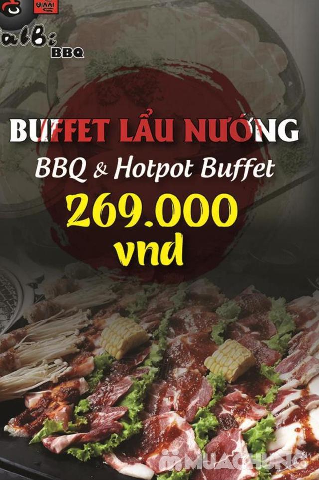 Đẳng Cấp Buffet Nướng Và Lẩu Hải sản Ăn Thả Ga - Galbi Buffet - Royal City MENU MỚI - 21