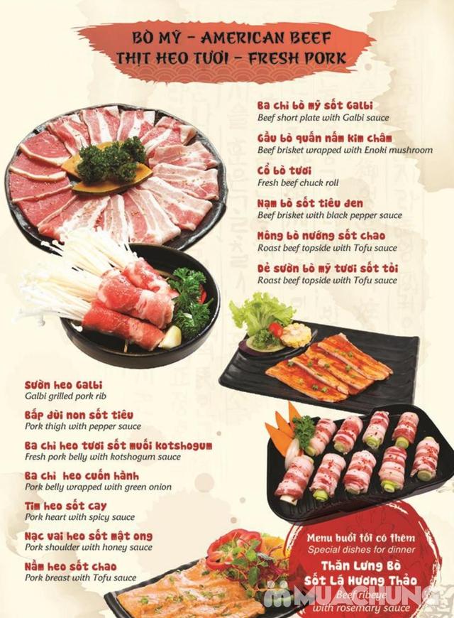 Đẳng Cấp Buffet Nướng Và Lẩu Hải sản Ăn Thả Ga - Galbi Buffet - Royal City MENU MỚI - 22