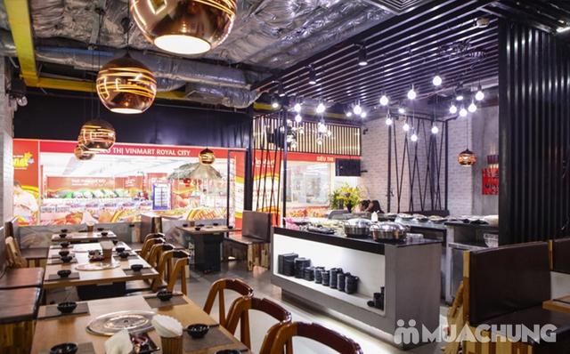 Đẳng Cấp Buffet Nướng Và Lẩu Hải sản Ăn Thả Ga - Galbi Buffet - Royal City MENU MỚI - 57