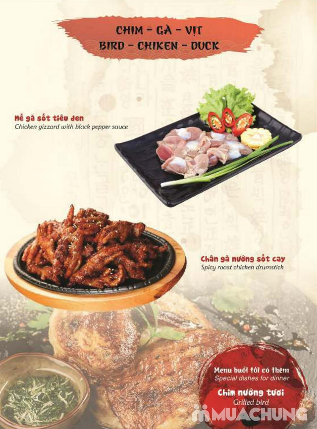 Buffet Nướng hải sản, thịt tươi ngon, thêm món kèm đồ uống - Galbi BBQ - 24