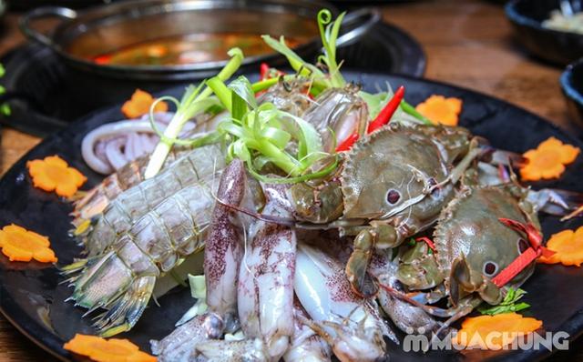 Đẳng Cấp Buffet Nướng Và Lẩu Hải sản Ăn Thả Ga - Galbi Buffet - Royal City MENU MỚI - 51