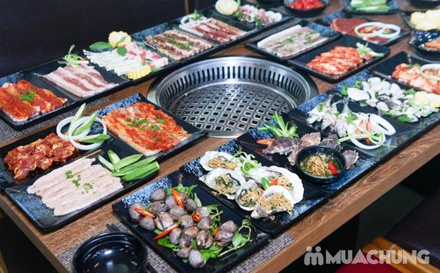 Đẳng Cấp Buffet Nướng Và Lẩu Hải sản Ăn Thả Ga - Galbi Buffet - Royal City MENU MỚI - 13