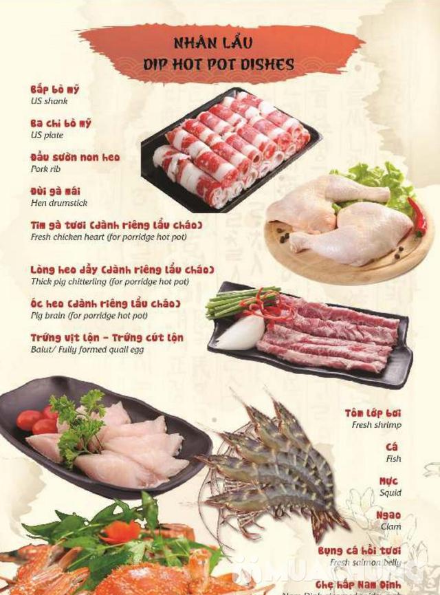 Buffet VIP Nướng Lẩu Hải Sản, thịt tươi ngon tặng đồ uống - Galbi BBQ - 4