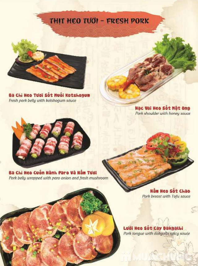 Buffet Nướng hải sản, thịt tươi ngon, thêm món kèm đồ uống - Galbi BBQ - 25