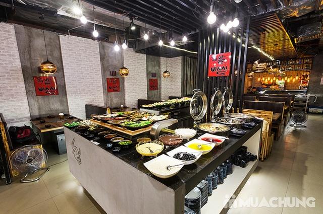 Đẳng Cấp Buffet Nướng Và Lẩu Hải sản Ăn Thả Ga - Galbi Buffet - Royal City MENU MỚI - 54