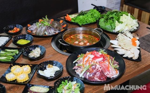 Đẳng Cấp Buffet Nướng Và Lẩu Hải sản Ăn Thả Ga - Galbi Buffet - Royal City MENU MỚI - 20