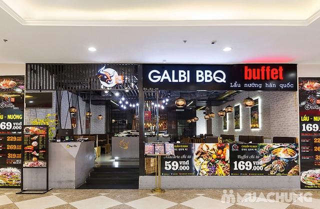 Đẳng Cấp Buffet Nướng Và Lẩu Hải sản Ăn Thả Ga - Galbi Buffet - Royal City MENU MỚI - 53