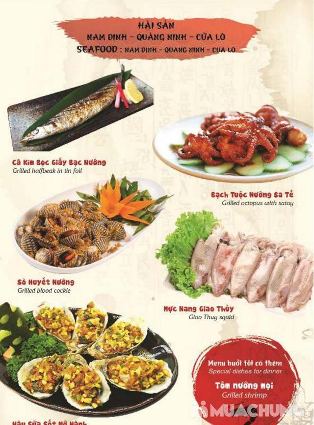 Buffet Nướng hải sản, thịt tươi ngon, thêm món kèm đồ uống - Galbi BBQ - 23