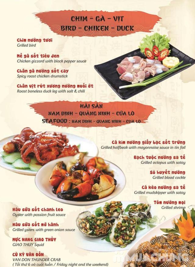 Đẳng Cấp Buffet Nướng Và Lẩu Hải sản Ăn Thả Ga - Galbi Buffet - Royal City MENU MỚI - 23