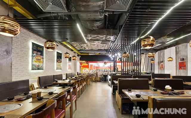 Đẳng Cấp Buffet Nướng Và Lẩu Hải sản Ăn Thả Ga - Galbi Buffet - Royal City MENU MỚI - 56