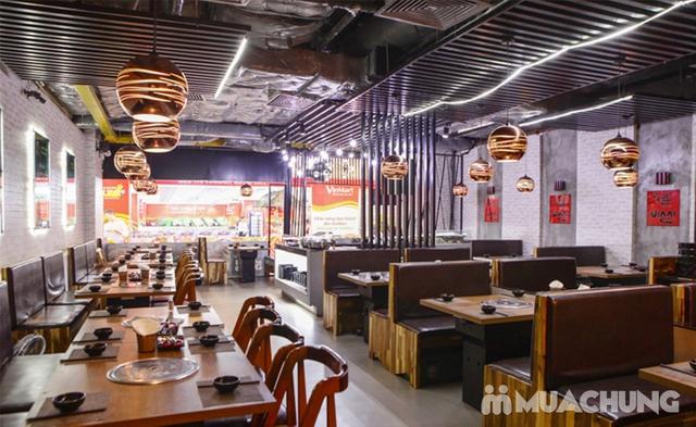 Đẳng Cấp Buffet Nướng Và Lẩu Hải sản Ăn Thả Ga - Galbi Buffet - Royal City MENU MỚI - 59