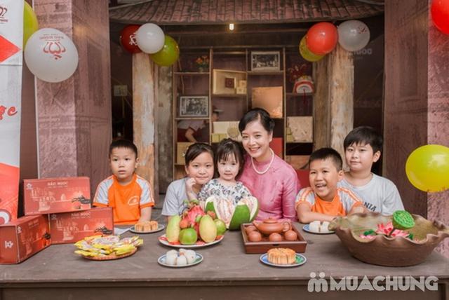 Hộp bánh Trung thu cao cấp Sắc Nguyệt Bảo Ngọc - Tinh hoa hương vị Việt - 10