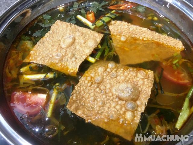 Combo bánh tráng cuốn thịt heo, lẩu ếch măng cay & nhiều món hấp dẫn - Tam Kỳ Quán - 13