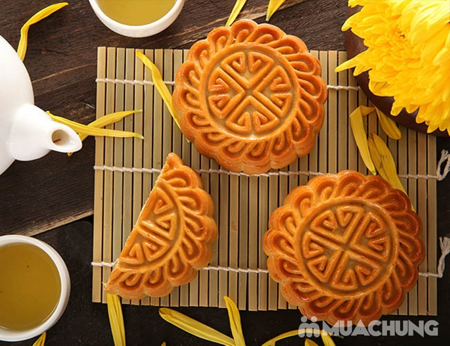 Hộp bánh Trung thu cao cấp Sắc Nguyệt Bảo Ngọc - Tinh hoa hương vị Việt - 8