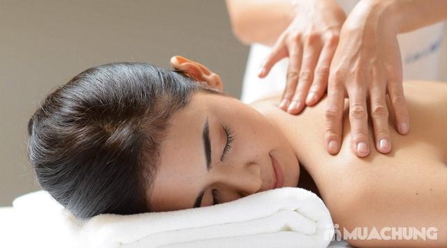 Siêu Combo: Massage Body Đông Y + Massage, Chăm Sóc Da Mặt Chuyên Sâu Tại Mộc An Spa - Relax - 3