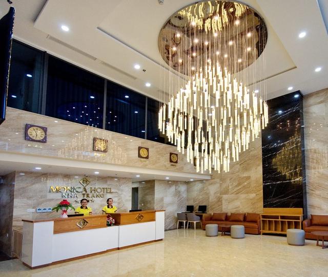 Monica Hotel Nha Trang 4 * - 3 phút tản bộ đến biển + phòng Deluxe seaview - 5