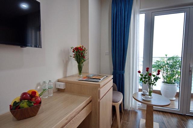 Monica Hotel Nha Trang 4 * - 3 phút tản bộ đến biển + phòng Deluxe seaview - 44