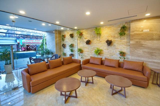 Monica Hotel Nha Trang 4 * - 3 phút tản bộ đến biển + phòng Deluxe seaview - 10