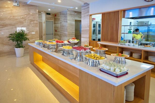 Monica Hotel Nha Trang 4 * - 3 phút tản bộ đến biển + phòng Deluxe seaview - 58