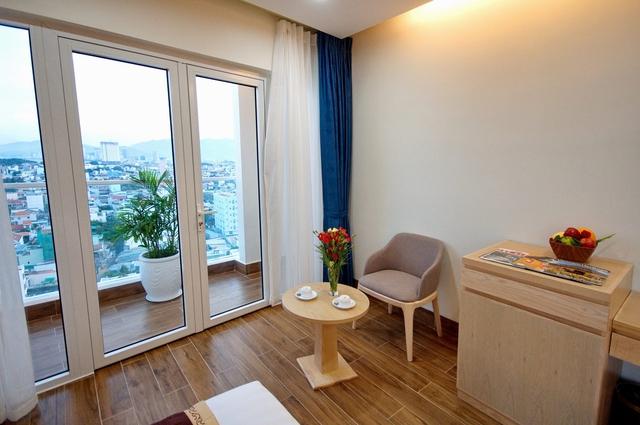 Monica Hotel Nha Trang 4 * - 3 phút tản bộ đến biển + phòng Deluxe seaview - 37