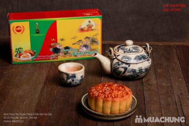 Bánh Trung Thu Cao cấp Bình Chung - 2 hộp bánh truyền thống AN NHIÊN - 3