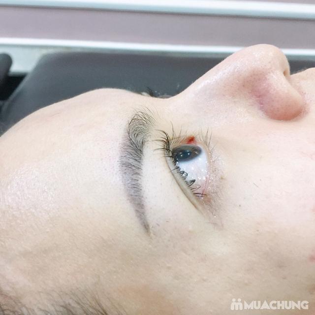 Voucher Sơn sửa, nhặt da vẽ móng + uốn mi 3D tại Pearl Beaute' - 2