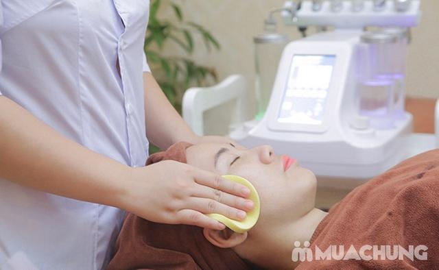 Chăm sóc da cơ bản, massge mặt đá nóng tại Lotus Beauty - Cosmetics - 4