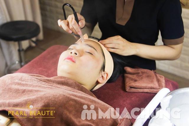 Voucher Sơn sửa, nhặt da vẽ móng + uốn mi 3D tại Pearl Beaute' - 14