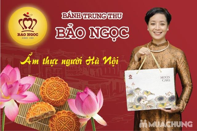 Hộp bánh Trung thu cao cấp Thu Nguyệt Bảo Ngọc 2018 - Hương Vị Truyền Thống - 1