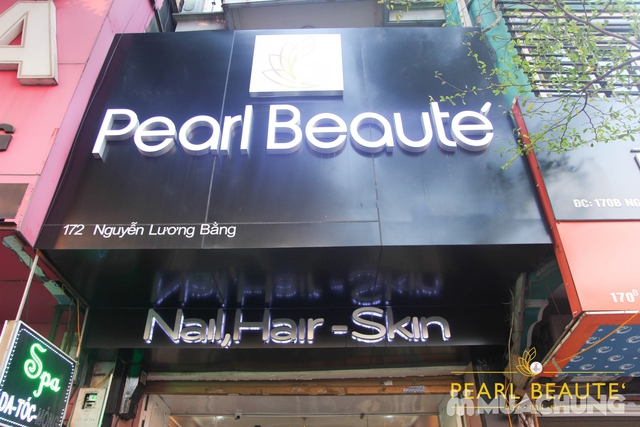 Voucher Sơn sửa, nhặt da vẽ móng + uốn mi 3D tại Pearl Beaute' - 11