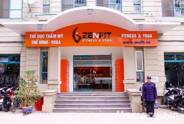 1 tháng tập không giới hạn tại Zenfit Yoga Mễ Trì -Tặng Xông Hơi Đá Muối Himalaya Tại Zenfit - Mỹ Đình - 2