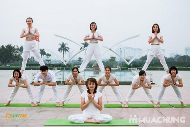 Thẻ trải nghiệm 1 tháng tập Yoga full dịch vụ tại Hệ thống Shivom Yoga & Dance - 6