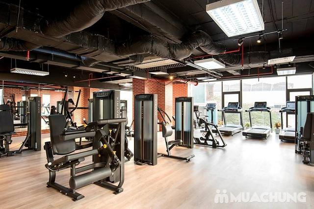 Thẻ tập Full dịch vụ Gym, Yoga, Group X, Xông hơi, Xông khô tại Fitness Station 5* - 20
