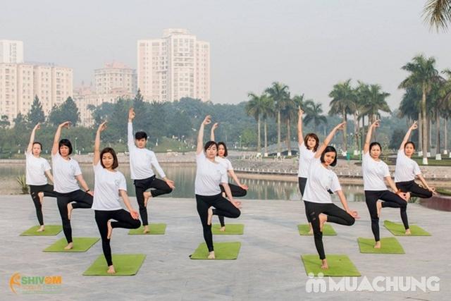 Thẻ trải nghiệm 1 tháng tập Yoga full dịch vụ tại Hệ thống Shivom Yoga & Dance - 7