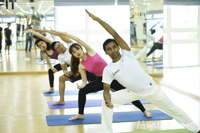 1 tháng tập không giới hạn tại Zenfit Yoga Mễ Trì -Tặng Xông Hơi Đá Muối Himalaya Tại Zenfit - Mỹ Đình - 6