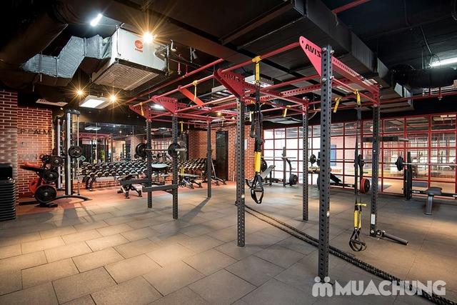 Thẻ tập Full dịch vụ Gym, Yoga, Group X, Xông hơi, Xông khô tại Fitness Station 5* - 19