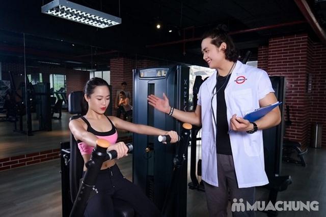Thẻ tập Full dịch vụ Gym, Yoga, Group X, Xông hơi, Xông khô tại Fitness Station 5* - 14