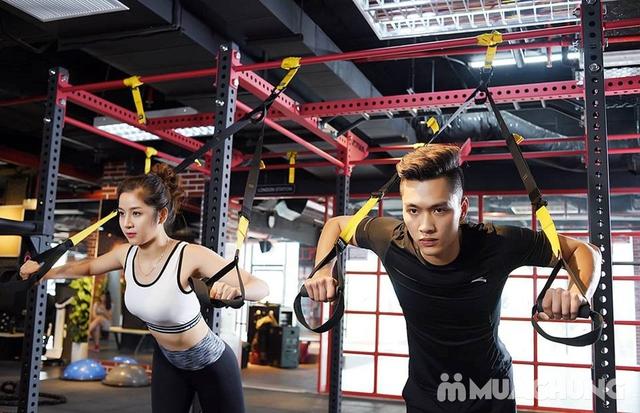 Thẻ tập Full dịch vụ Gym, Yoga, Group X, Xông hơi, Xông khô tại Fitness Station 5* - 13
