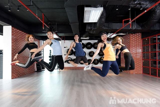 Thẻ tập Full dịch vụ Gym, Yoga, Group X, Xông hơi, Xông khô tại Fitness Station 5* - 12