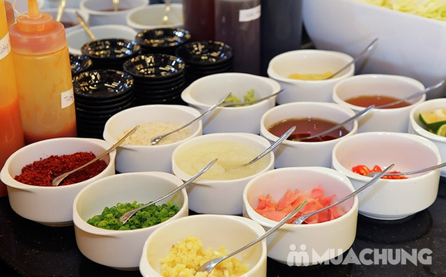 Buffet Lẩu Đúng Chuẩn Nhật Bản Tại Nhà Hàng On - Yasai Shabu Shabu Việt Nam Complex 302 Cầu Giấy - menu 248 - 55